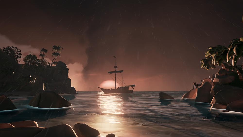 The obligatory moody sunset shot.