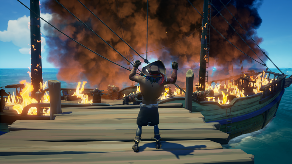 Sea of Thieves - 20 months on...