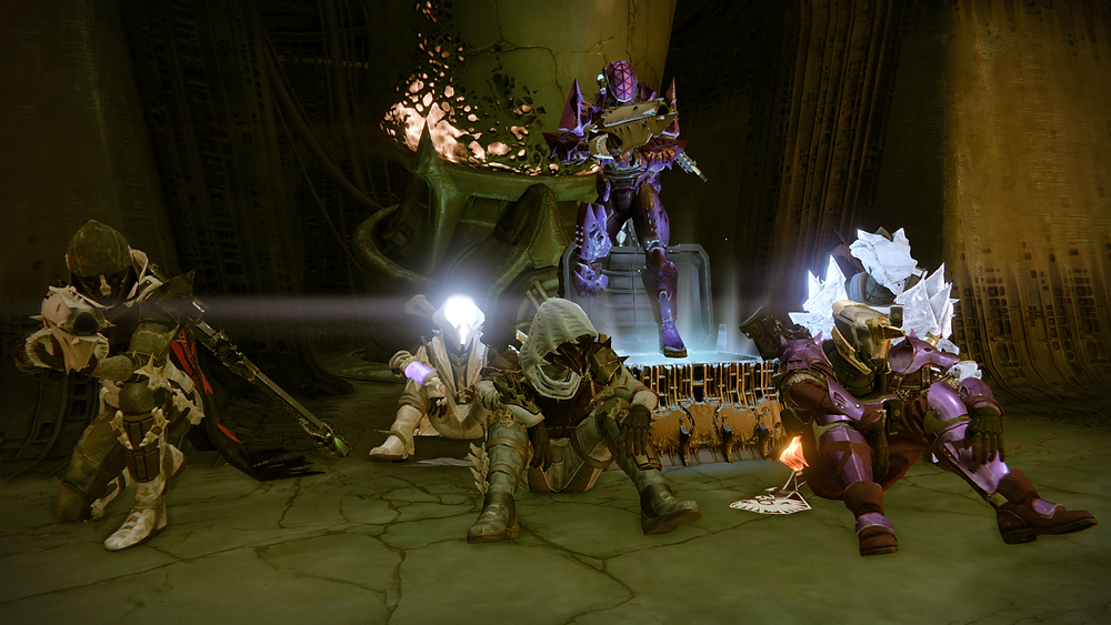Here they are. The best damn raid team a Guardian could ask for.