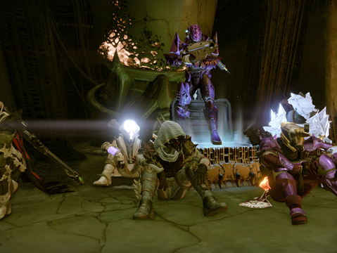 The moments that made my decade - part one. Taking down The Taken King.