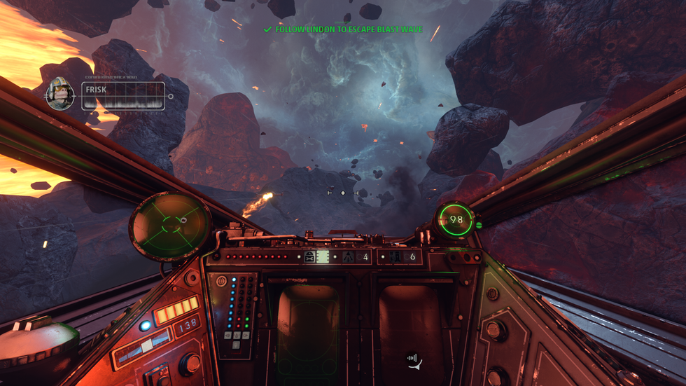 Star Wars Squadrons is the flight sim I've waited a generation for.