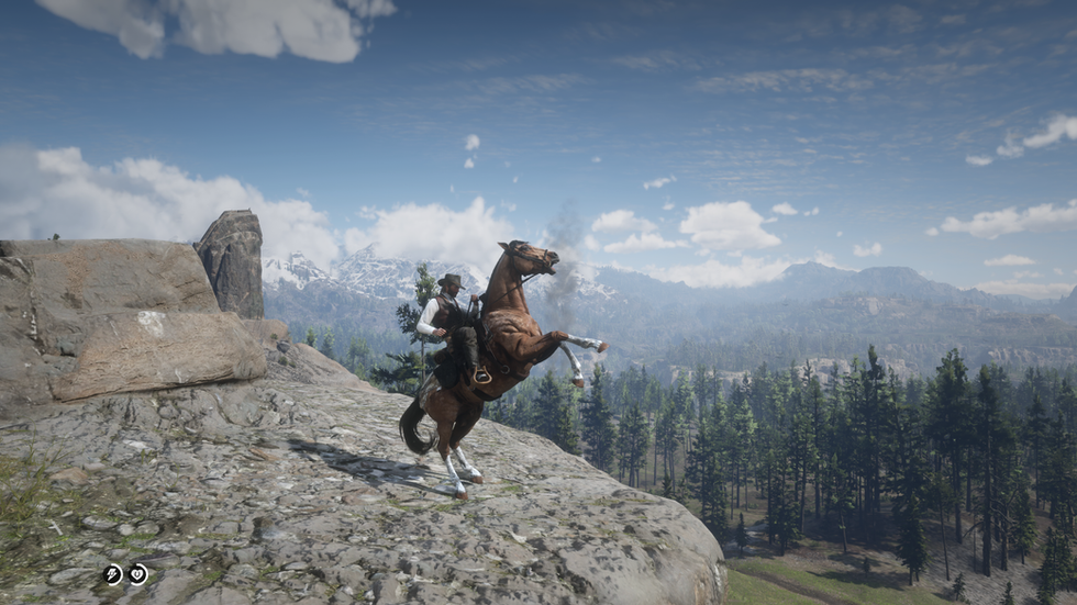 Red Dead Redemption 2 is NOT an RPG. But damn, I wish it were.
