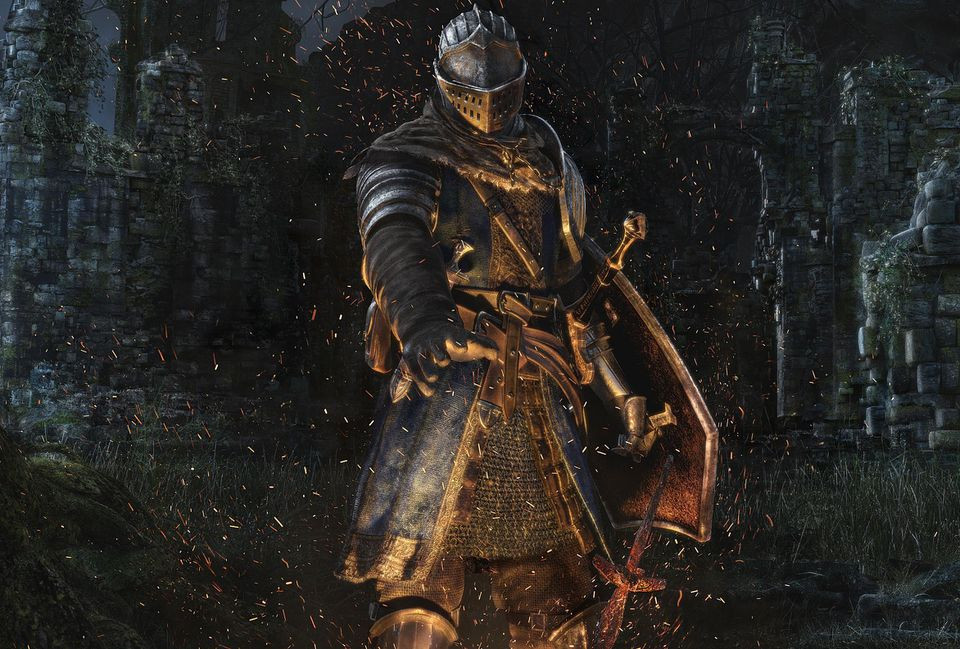Dark Souls. The game that launched a genre, really.