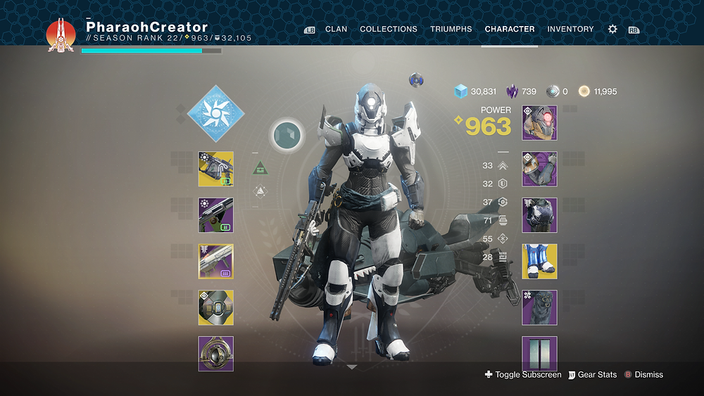 I won't be happy until my Titan looks like a stormtrooper.