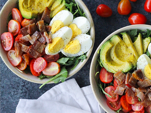 7-Day Keto Meal Plan with Meal Prep Guide