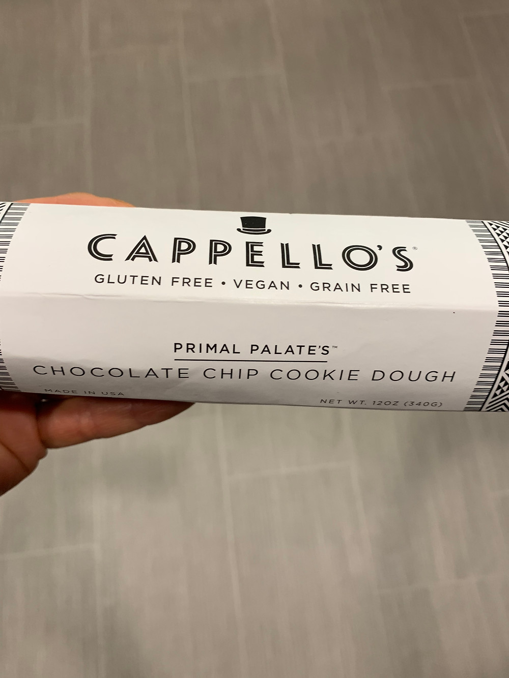 Cappello's cookie dough