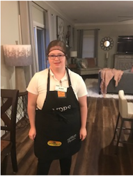 Alex Bakes Her Way To Employment