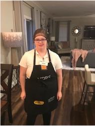 Alex Bakes Her Way To Employment
