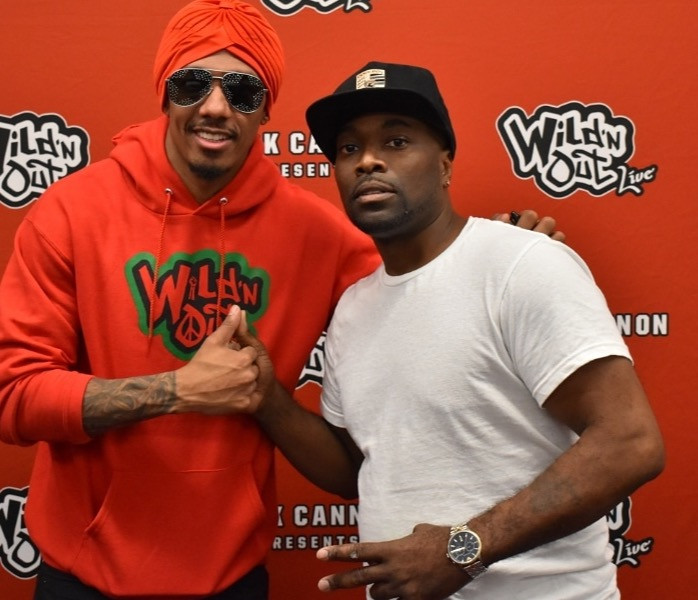 Nelly and The owner Jack Montel Wildin o
