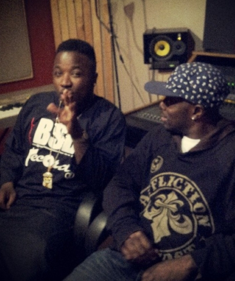 Troy Ave & The Owner Jack Montel in the