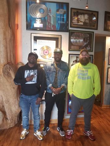 The owner _ Treesound Studio ATL