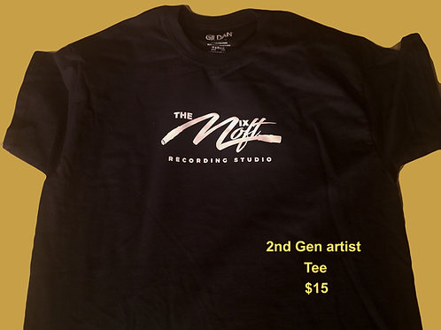 Our 2nd generation starving artist tee