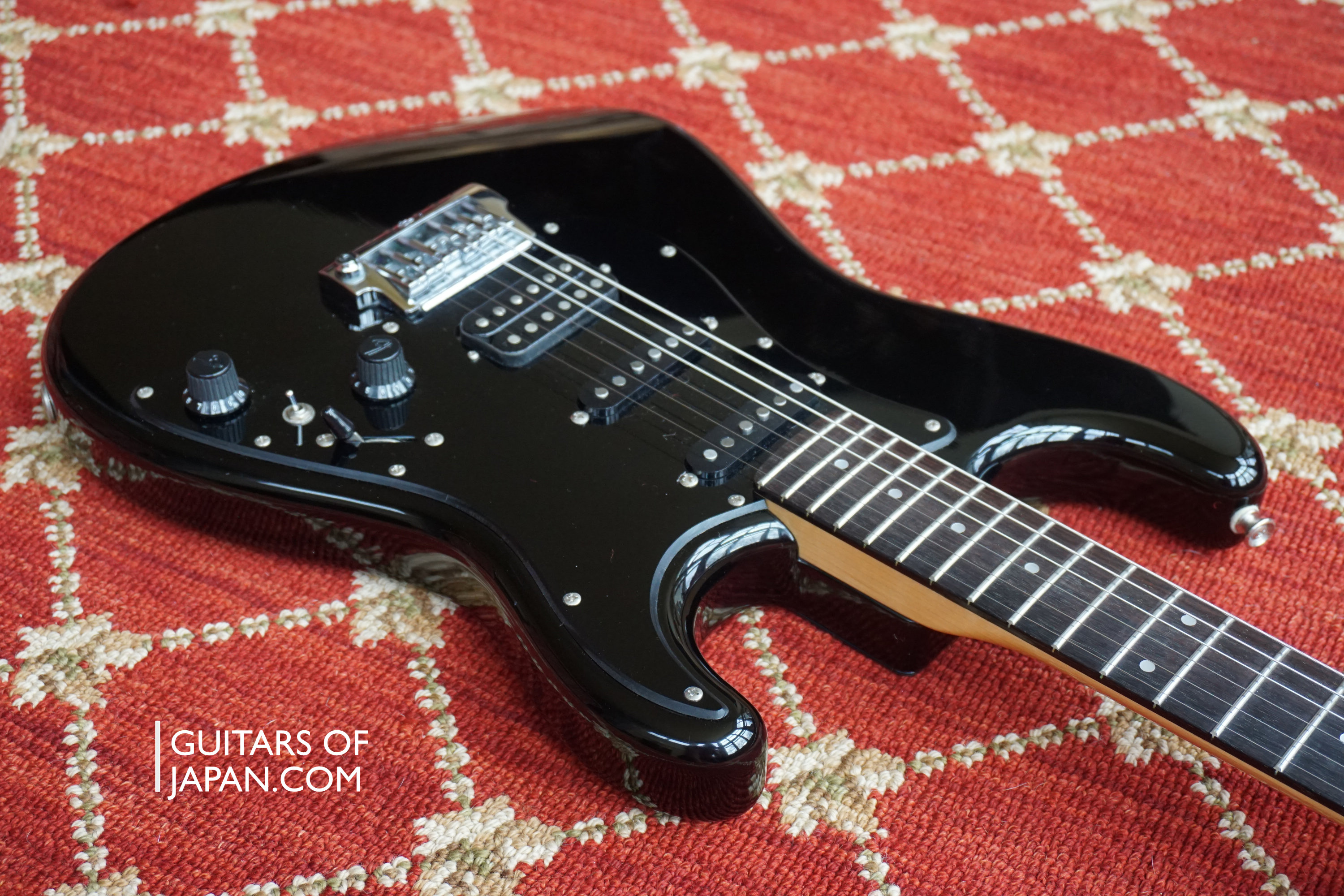 1985 Fender MIJ Contemporary Strat