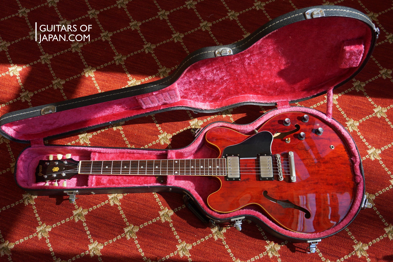 1981 Greco SA61-90 in Case