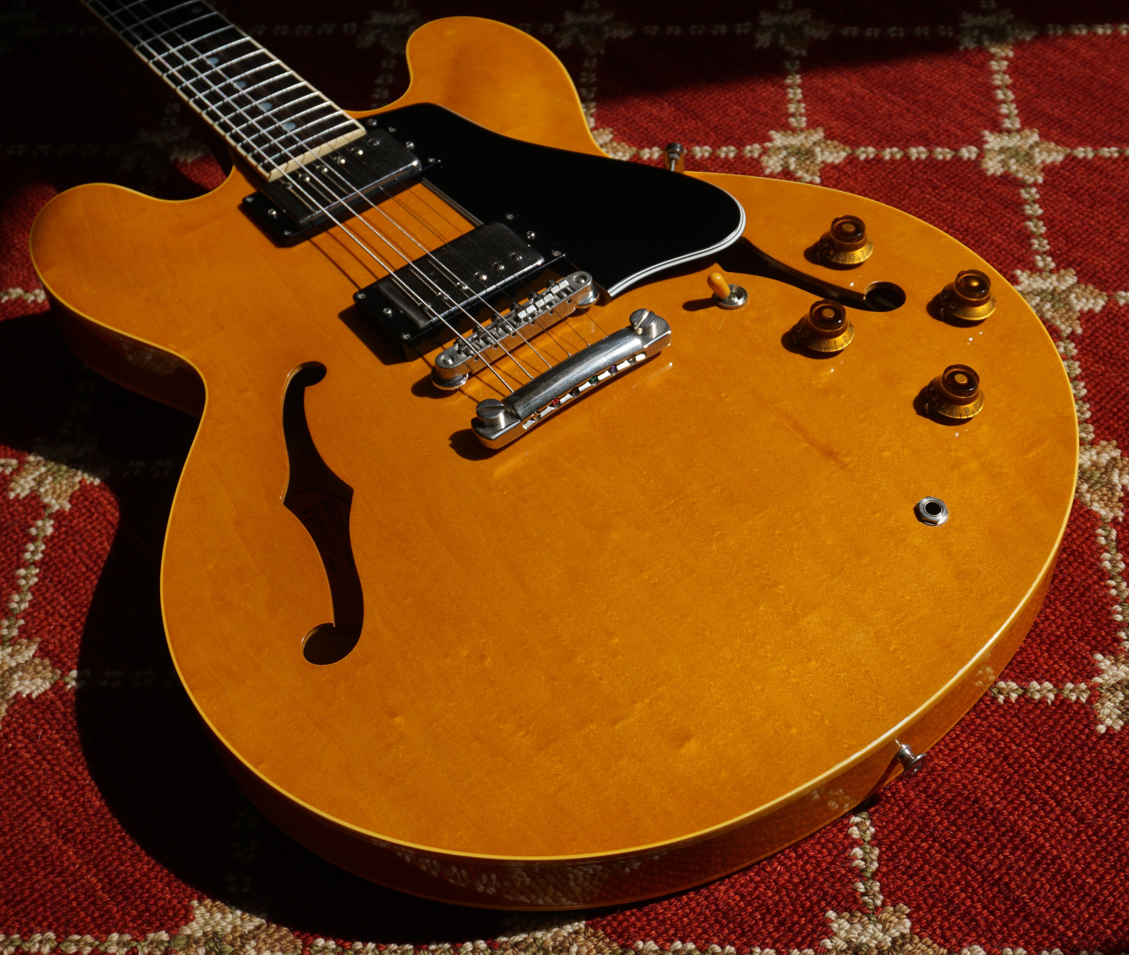 1981 Tokai ES-150J in Blonde