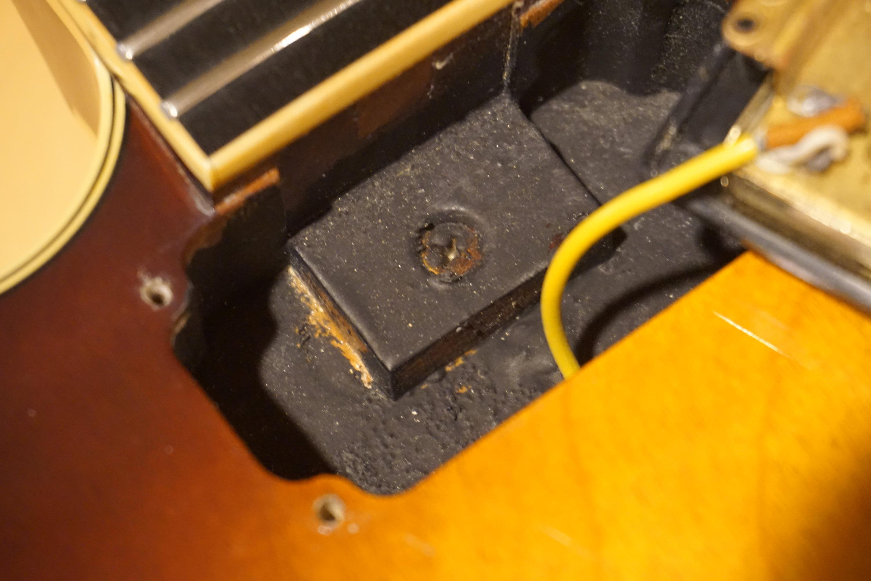 Yamaha SA 2000 Neck Pocket Tenon