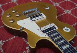 1980 Tokai LS-80 GT Gold Top