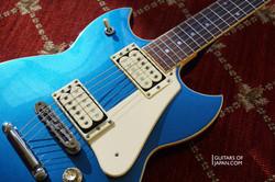 YAMAHA SG 800S Metallic Blue 1982