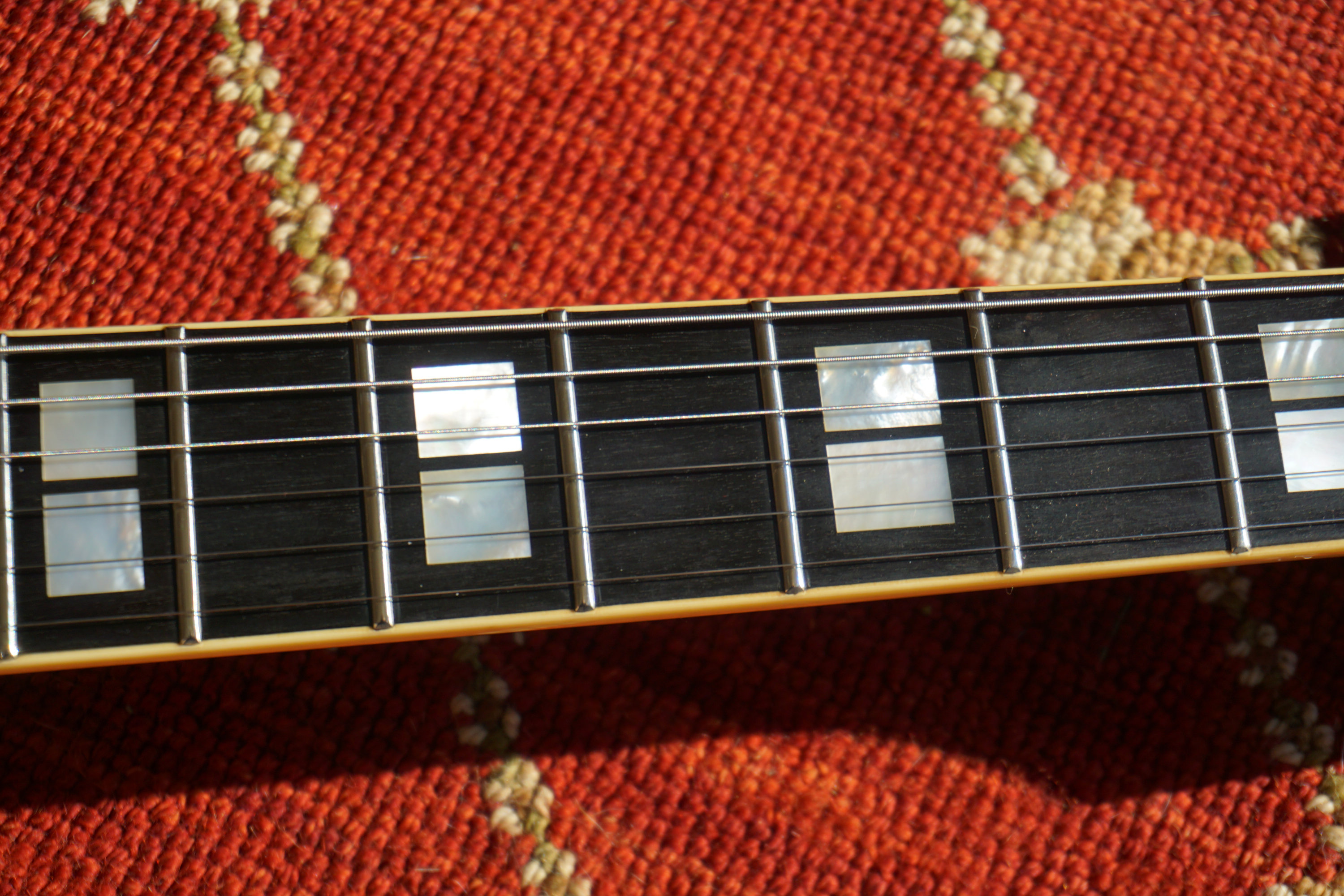Yamaha SA 2000 Neck Inlay