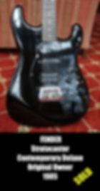 1985 MIJ Contemporary Stratocaster sold.