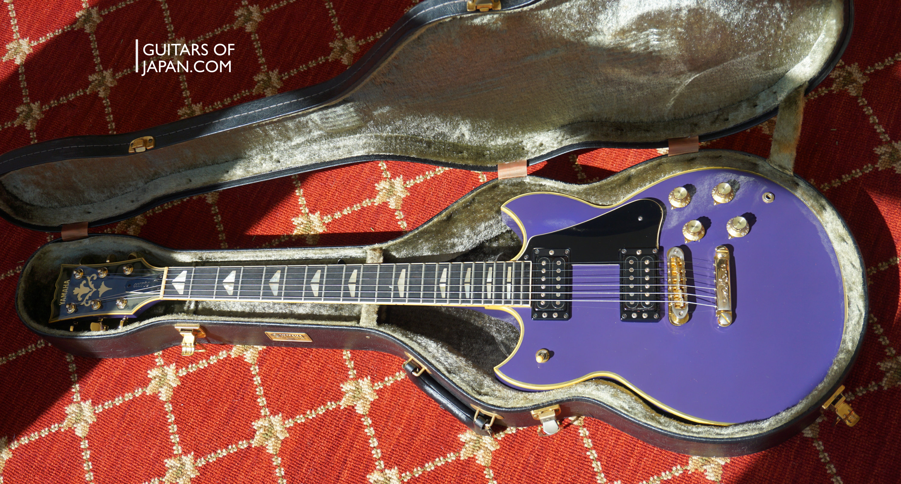 1981 Yamaha SG-2000 DP Deep Purple
