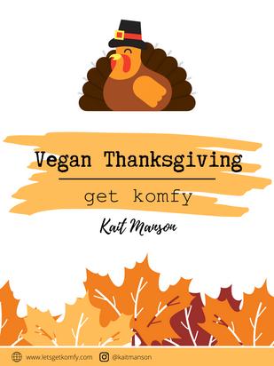 A Vegan Thanksgiving