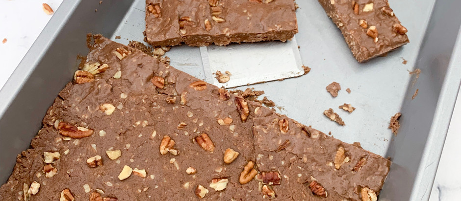 Power Up with Peanut Butter Protein Bars