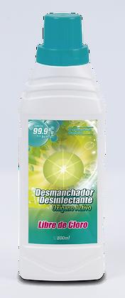 Desmanchador Desinfectante- 800ml- (CAJA x 6und)