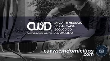 Emprendedores-Car Wash Domicilios