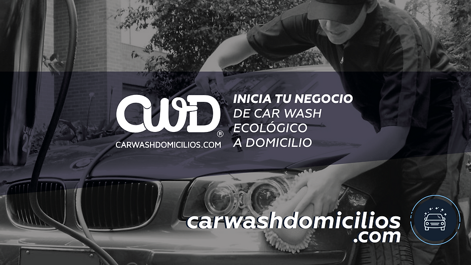 Emprendedores-Car Wash Domicilios
