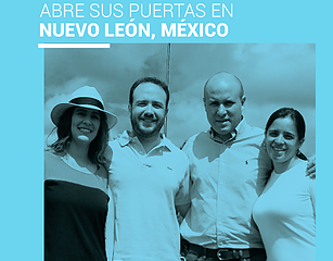 FRANQUICIALATINA ABRE SUS PUERTAS EN NUEVO LEÓN, MEXICO