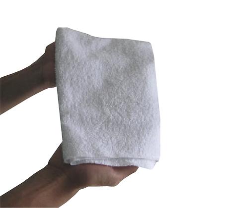 Paño Toalla Blanca - (Paquete x 12 und)