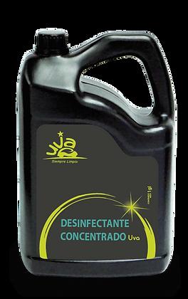 Desinfectante Concentrado UVA - 1 Galón