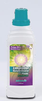 Limpiador Antibacterial Autobrillante Pisos - 800ml- (CAJA x 6und)