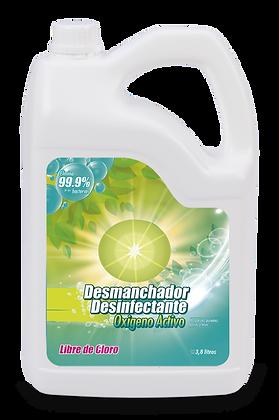 Desmanchador Desinfectante- 1 Galón- (CAJA x 6und)