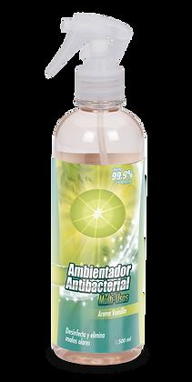 Ambientador Antibacterial Multiusos - 250ml- (CAJA x 6und)