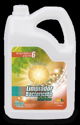 Limpiador Bactericida Multiusos - 5 Galones