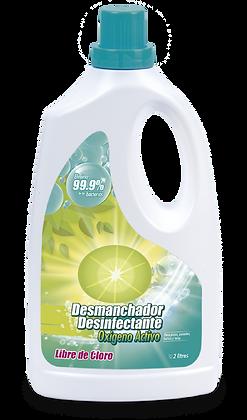 Desmanchador Desinfectante- 2000ml- (CAJA x 6und)
