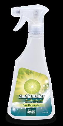 Ambientador Antibacterial Dormitorio 500ml- (CAJA x6und)