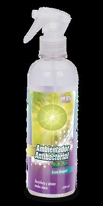 Ambientador Antibacterial Multiusos - 500ml (CAJA X 6 und)
