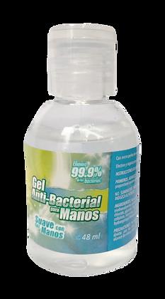 Gel Antibacterial Vitamina E- 50ml- (CAJA x 32und)