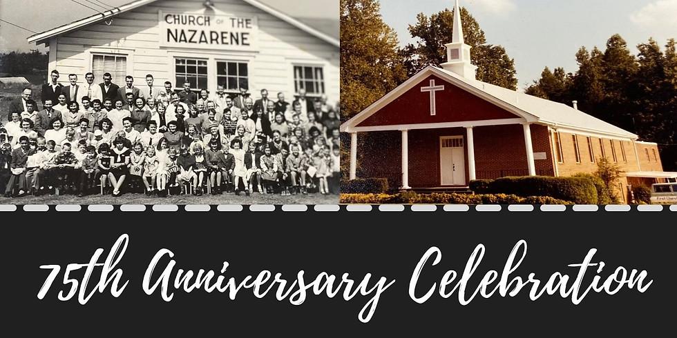 GFCN 75th Anniversary Celebration