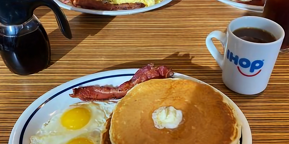 July Men's Breakfast