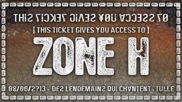 ZONE H-N°I