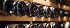 Des bouteilles de vins