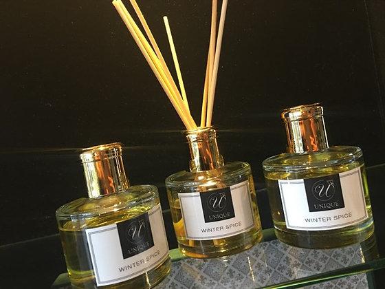 Unique Luxury 'Winter Spice' Reed Diffuser