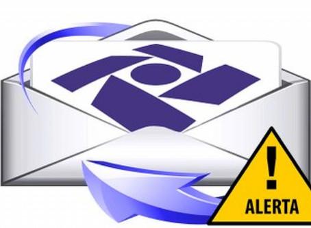 Receita Federal alerta para golpe da regularização de dados cadastrais - Jornal do Comércio