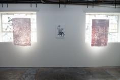 Nunzio Madden & Evelyn Poggioli (installation view)