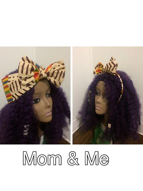 Mom & Me Tribal Duo