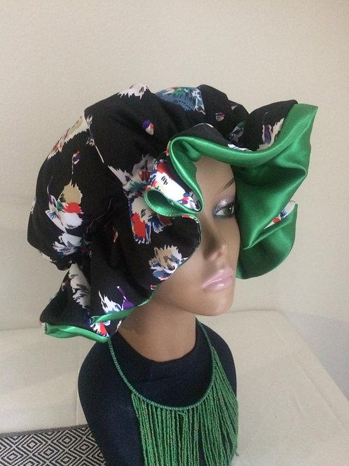 Green garden bonnet
